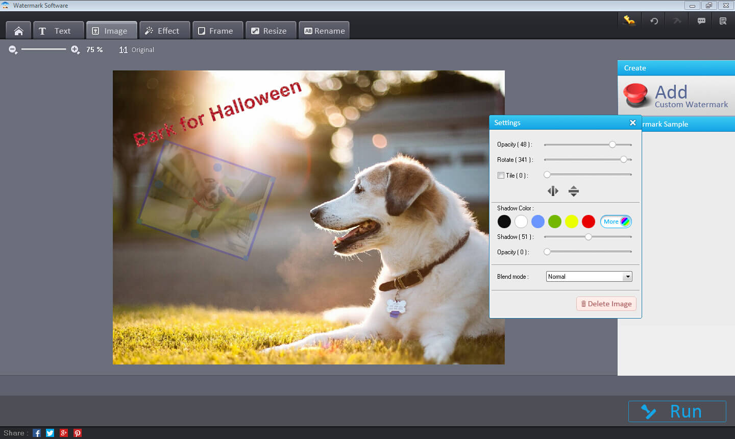 Free photo watermark software for mac JQuery Lightbox Generator. Mobile-ready, Responsive