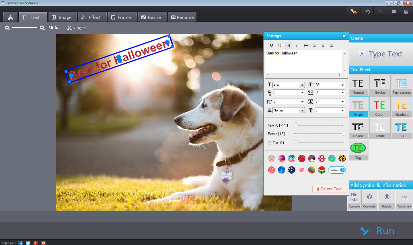 Photo Watermark Software and Video to Picture Converter Giveaway
