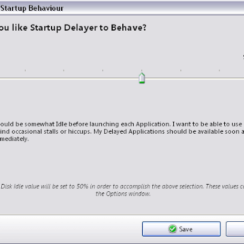 Optimize Windows Startup Process with Startup Delayer 1