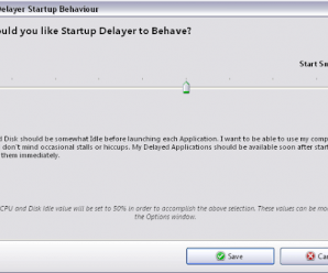 Optimize Windows Startup Process with Startup Delayer 4