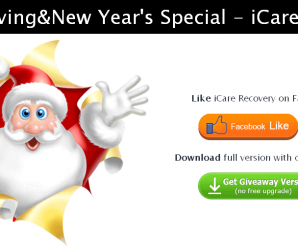 Thanksgiving & New Year's Special Giveaway - iCare Data Recovery Pro Software