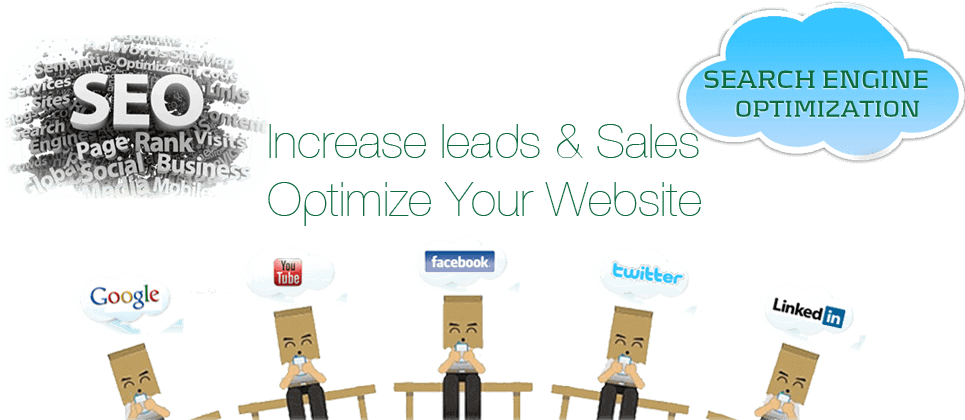 Search Engine Optimization SEO Increases Leads and Sales
