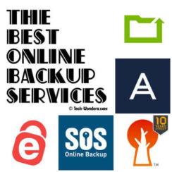 The Best Online Backup Services - IDrive Online Backup, SOS Online Backup, SpiderOak Online Backup, Acronis Backup, CrashPlan Online Data Backup