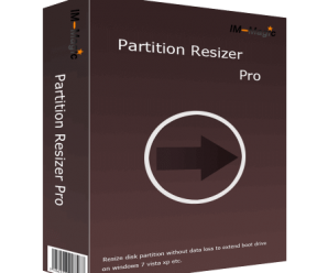 IM-Magic Partition Resizer Pro Box