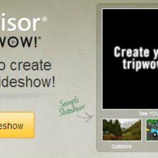 Create your own slideshow with music online free at tripwow.tripadvisor.com