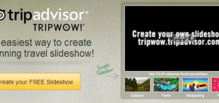 Create your own slideshow with music online free at tripwow.tripadvisor.com