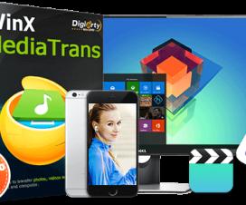 WinX MediaTrans - 100% OFF