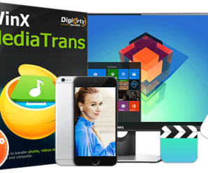 WinX MediaTrans - 100% OFF