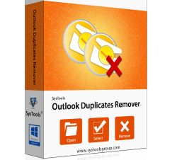Systools Outlook Duplicates Remover