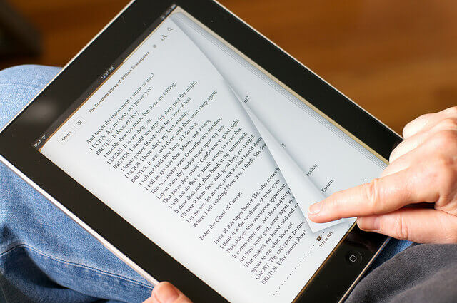 E-Book Technology and Its Potential Applications in Education