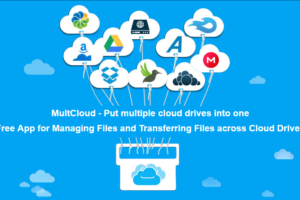 MultCloud - Put multiple cloud drives into one. Free App for Managing Files and Transferring Files across Cloud Drives