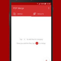 PDF Merge Android App Screenshot