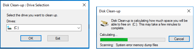 How to Recover Disk Space on Windows 10 - Disk Clean-up