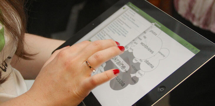 Tablet Device Usage in e-Learning