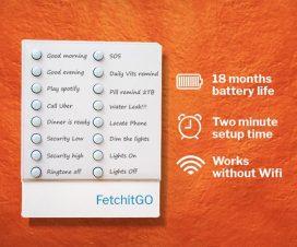 FetchitGo Smart IoT Remote Controller Device