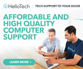 HelloTech - Affordable and High Quality Computer Support in USA