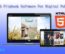 FlipHTML5 Flipbook Software banner