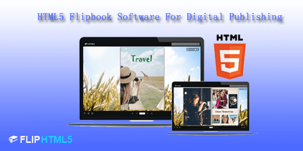 FlipHTML5 Flipbook Software For Digital Publishing banner