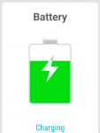 Battery - Charging