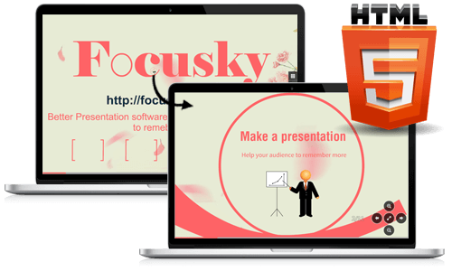 Focusky - HTML5 Presentation Software