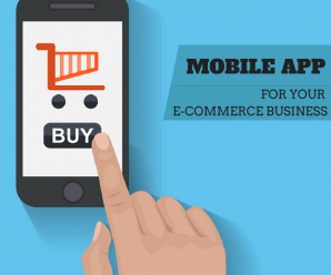 Mobile app for your E-commerce Business