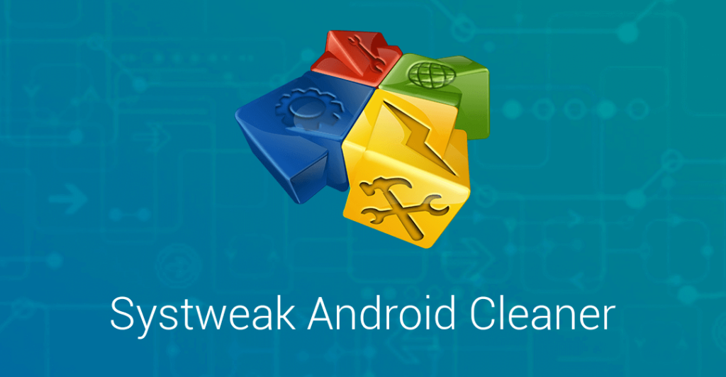 Systweak Android Cleaner App Logo Image