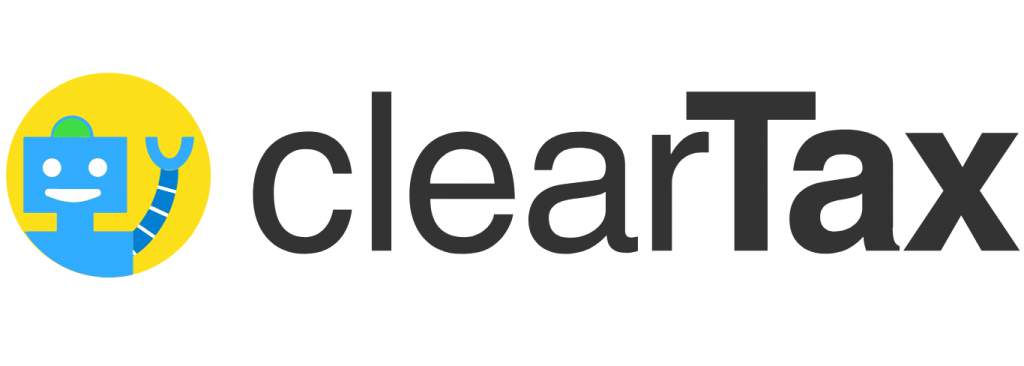 ClearTax Logo - India's largest tax filing platform - Free Income Tax efiling in India