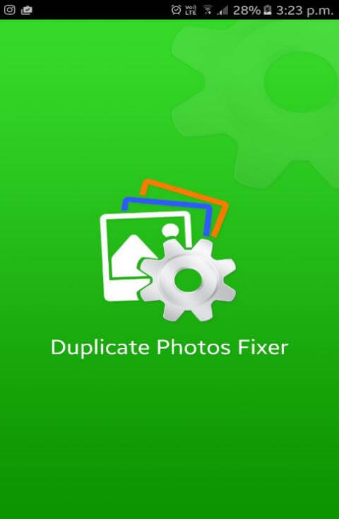Duplicate Photos Fixer Android App image