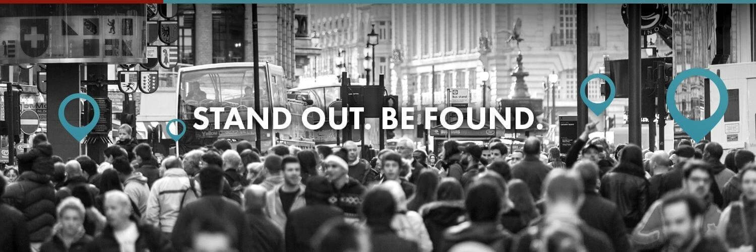Stand Out Be Found - Search Optimised Content Marketing for Your Website or Blog