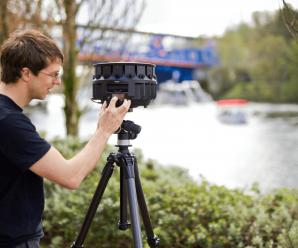 Virtual Reality Camera or VR Camera