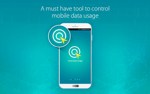 Check Data Usage Android App - A must have tool to control mobile data usage