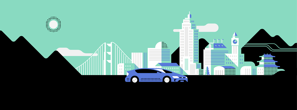 Uber ride sharing app for fast, reliable rides