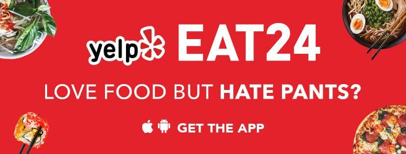 Yelp Eat24 - The Best Food Delivery & Takeout App for Desktop and Mobile