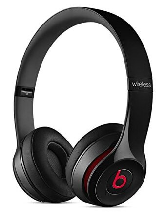 Beats Solo2 Wireless On-Ear Headphone - Black
