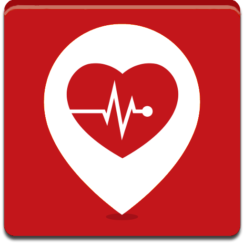 Best Heart Disease App - PulsePoint logo