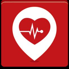 Best Heart Disease App - PulsePoint logo
