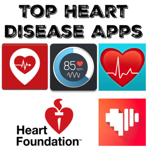 Top Heart Disease Apps