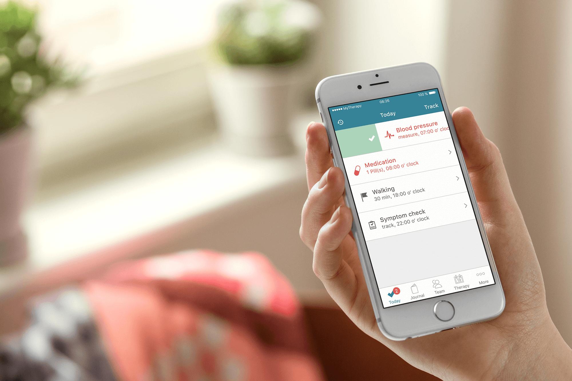MyTherapy Medication Reminder & Pill Tracker App