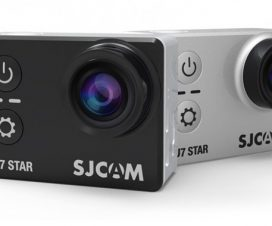 SJCAM SJ7 Star Native 4K Action Camera overview image