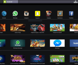 Run Android Apps on Windows with Bluestacks Android Emulator