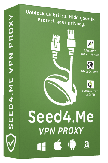 Seed4.Me VPN Proxy - Unblock Websites. Hide Your IP. Protect Your Privacy