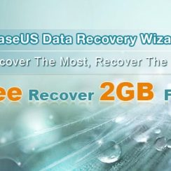 EaseUS Data Recovery Wizard. Recover The Most, Recover The Best. Free Recover 2 GB Files!