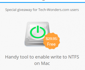 iBoysoft Drive Manager for Mac 72 hours giveaway for Tech-Wonders.com users. iBoysoft Drive Manager is a handy tool to write to NTFS drive on Mac, manage external drive and network drive with ease.