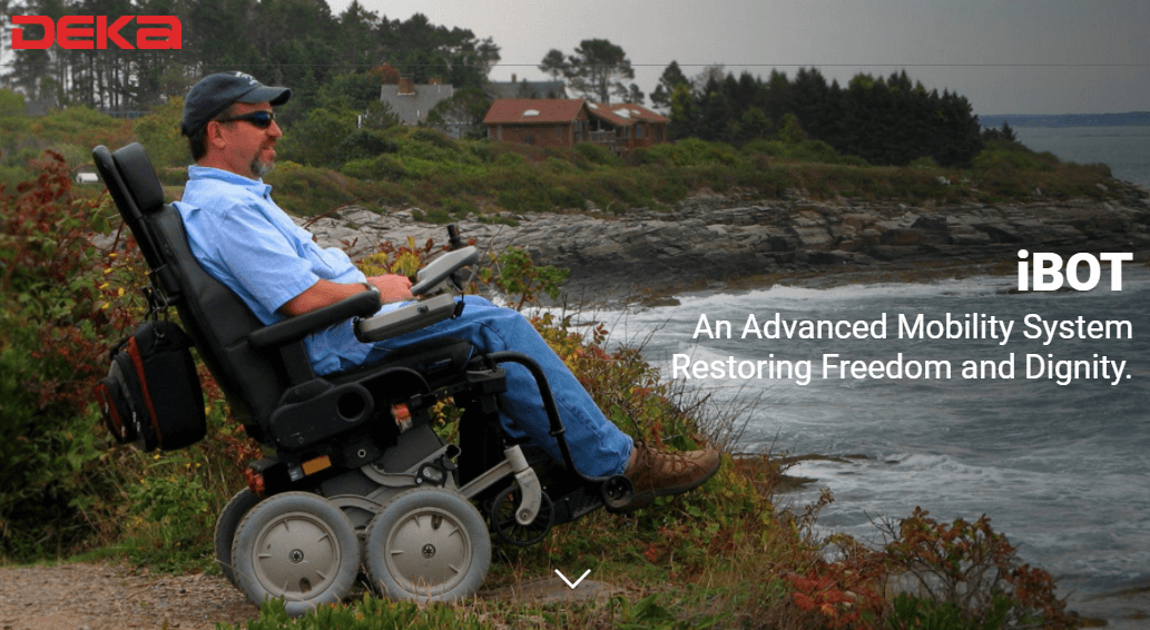 DEKA iBot Wheelchair - An Advanced Mobility System Restoring Freedom and Dignity