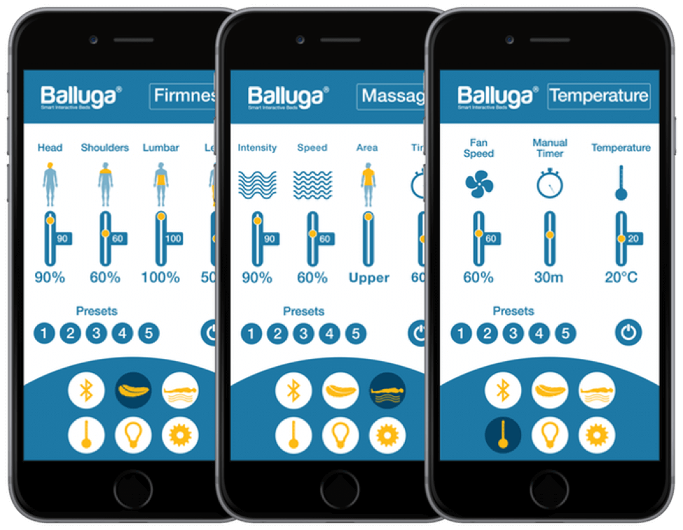 Balluga - Best Mattress Apps for People Who Suffer Back Pain