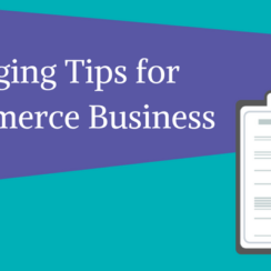 Blogging Tips for eCommerce Business