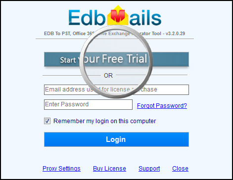 EdbMails OST to PST, OST to Office 365, OST to Live Exchange Migrator Tool Start Your Free Trial