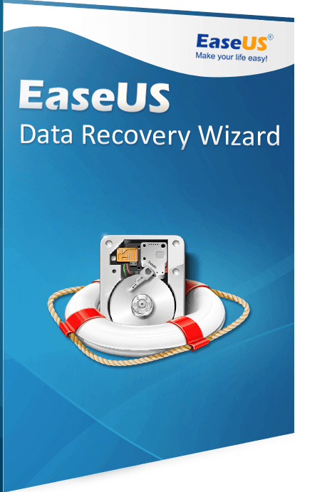 EaseUS Free Data Recovery Wizard boxshot