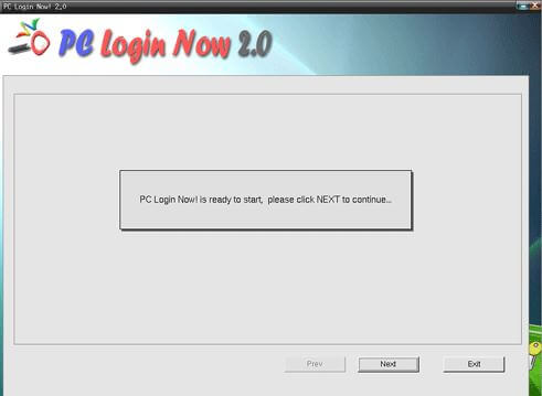 Reset Windows 10 Login Password with PC Login Now 2.0 (Password Reset Tool).