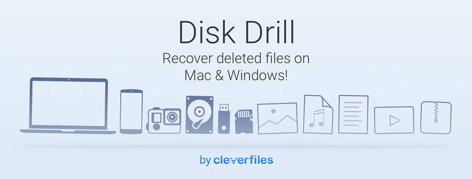 Recover Deleted Files on Mac & Windows with Disk Drill — A Premier Free Hard Drive Data Recovery Software